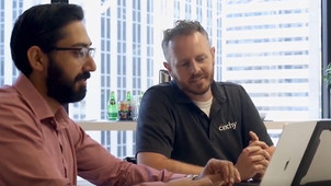 Video: Interview with Cinchy co-founders Dan DeMers & Karan Jaswal on building our Data Fabric tech