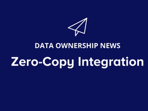 Press Release: New Data Governance standard to eliminate copies from new applications