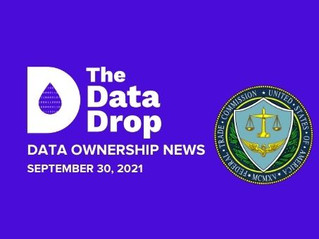 The Data Drop News for Thursday, September 30, 2021