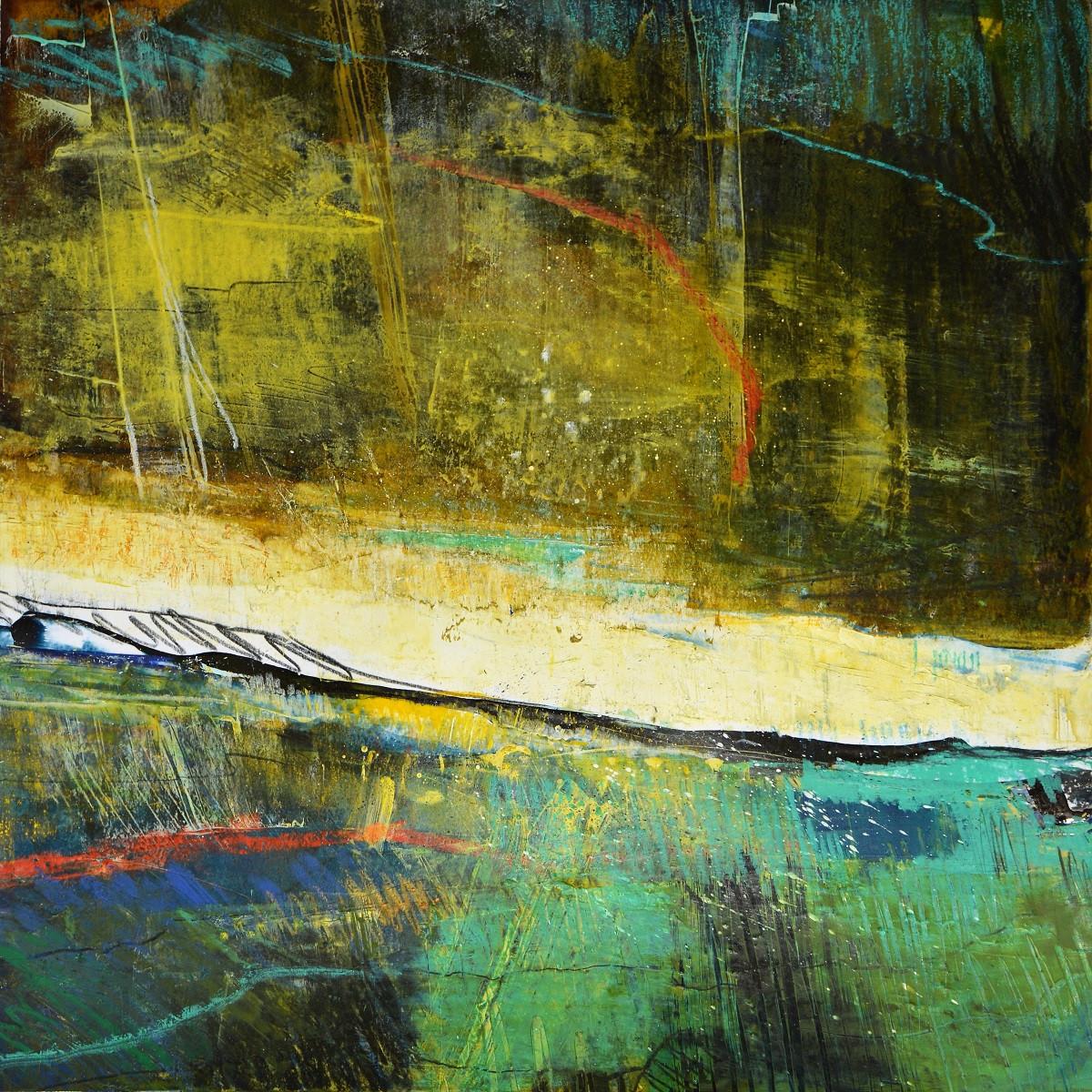 Contemporary Landscape Artist   Kim McAninch