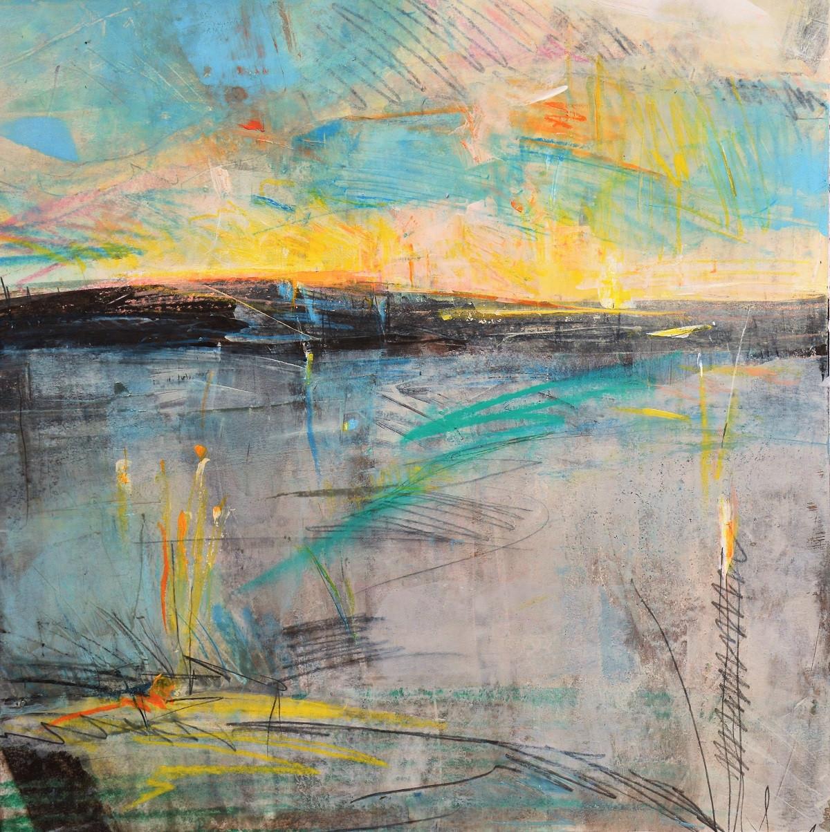 Contemporary Seascape Art   Kim McAninch