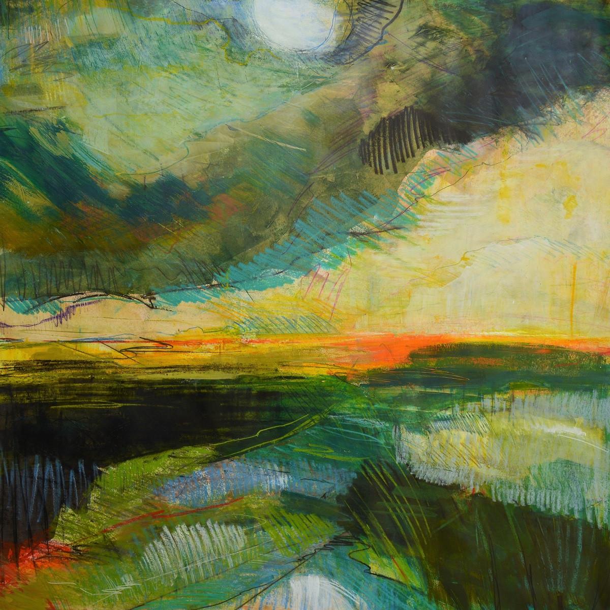 Large Artwork on Paper   Kim McAninch