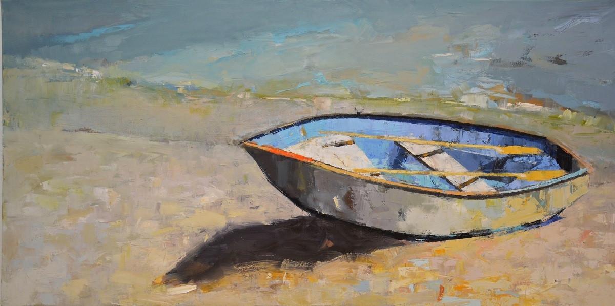 Row Boat on Beach   Kim McAninch
