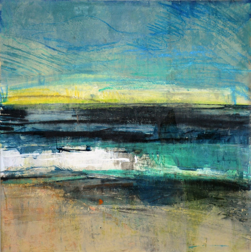 Abstract Art on Paper | Kim McAninch