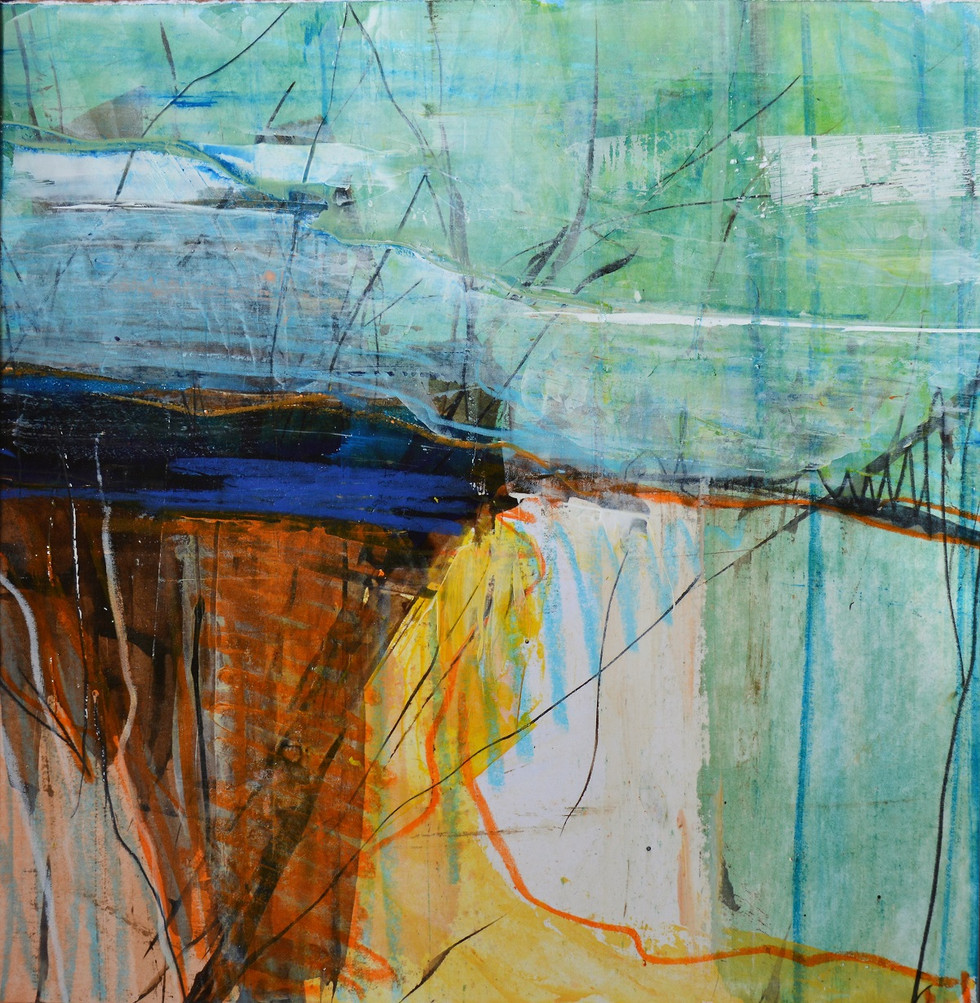 Abstract Works on Paper