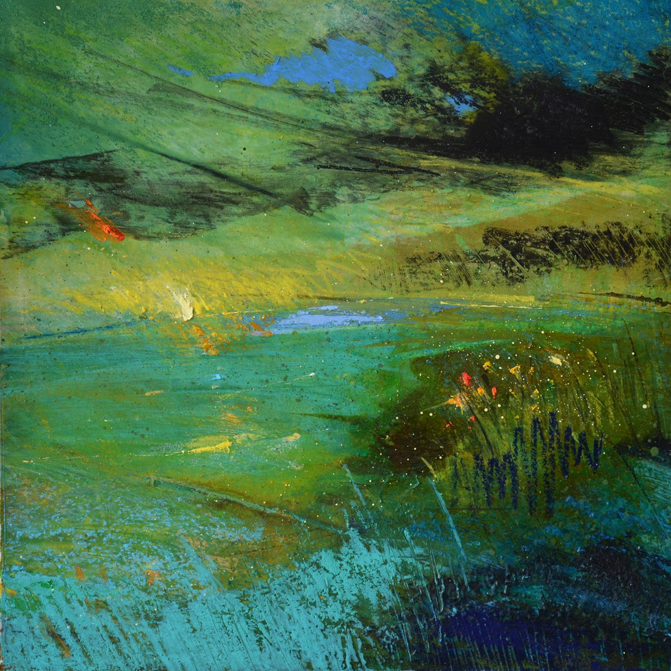 Abstract Landscapes   Kim McAninch