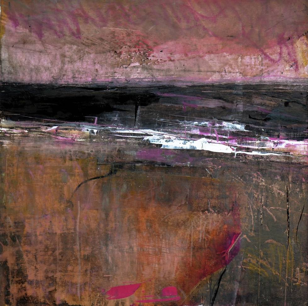 Abstract Seascape | Kim McAninch