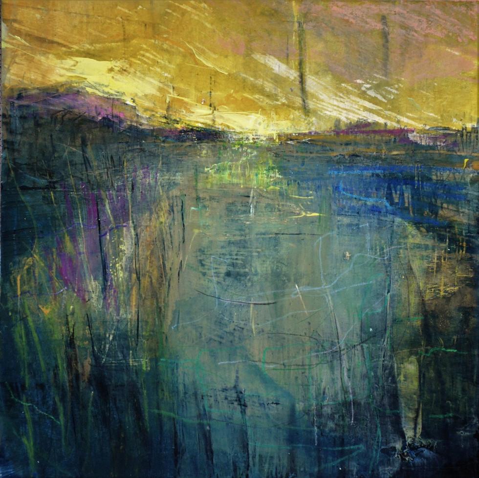 Landscape Oil Painting | Kim McAninch