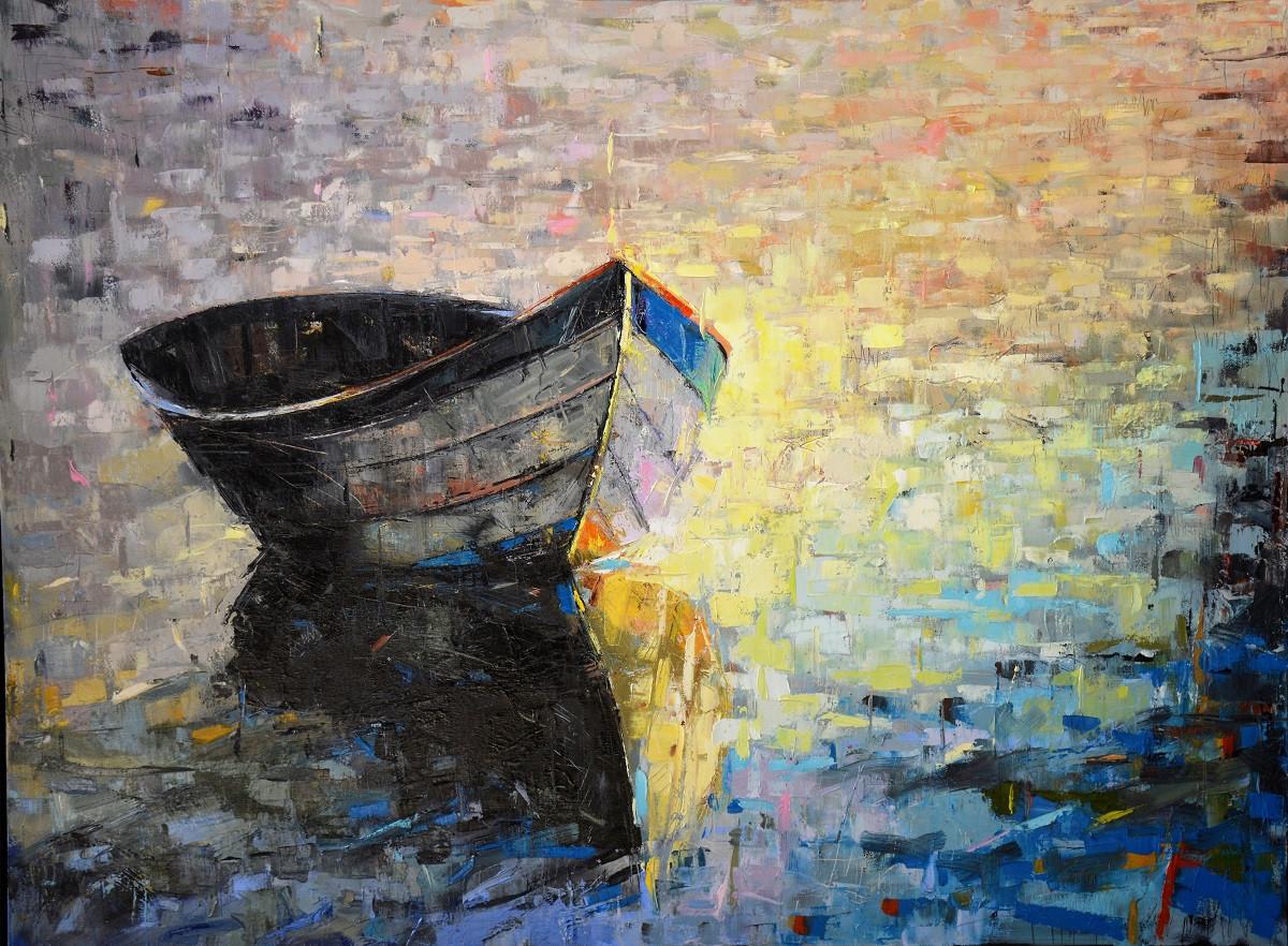 Row Boat Paintings   Kim McAninch