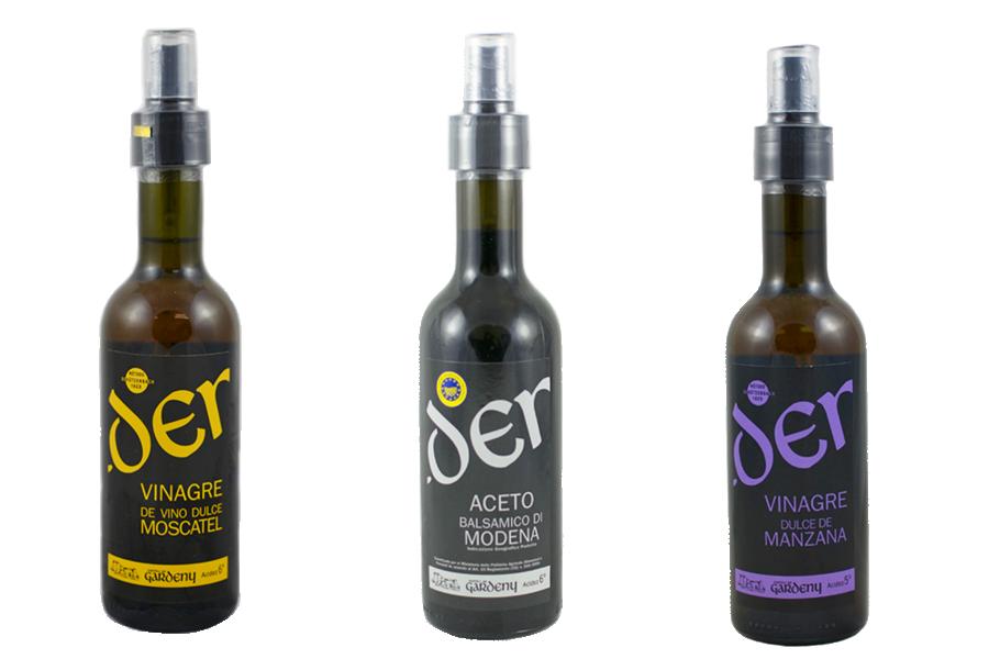 vinegars spray