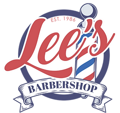 Lee's-Barbershop-Logo