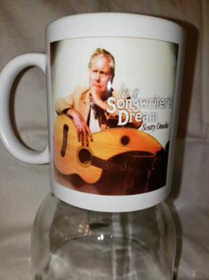 """In a Songwriter's Dream"" Coffee Mug"
