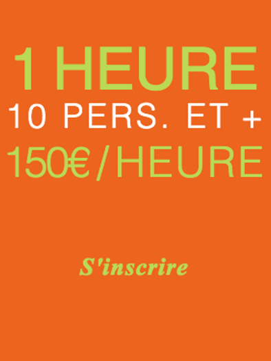 COACHING 10 PERS. ET +