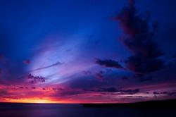 Indian Ocean Sunset 2