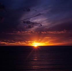 Indian Ocean Sunset 3