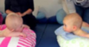 Massage bébé Rouen 76 Normandie