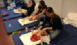 Massage Bébé Clinique Mathilde Rouen