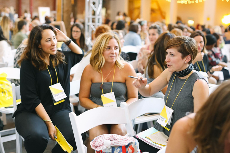Group Sessions at Yellow Conference
