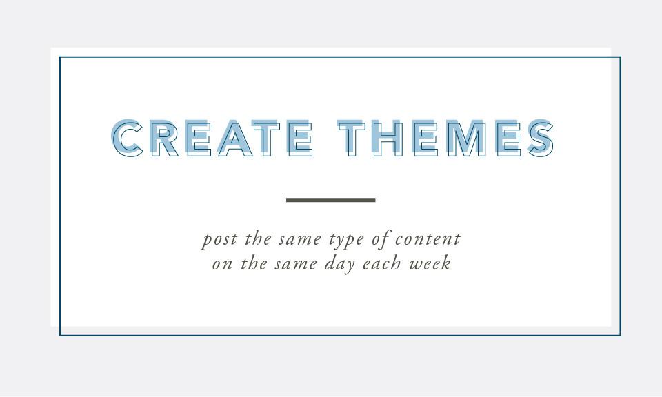 Create Themes