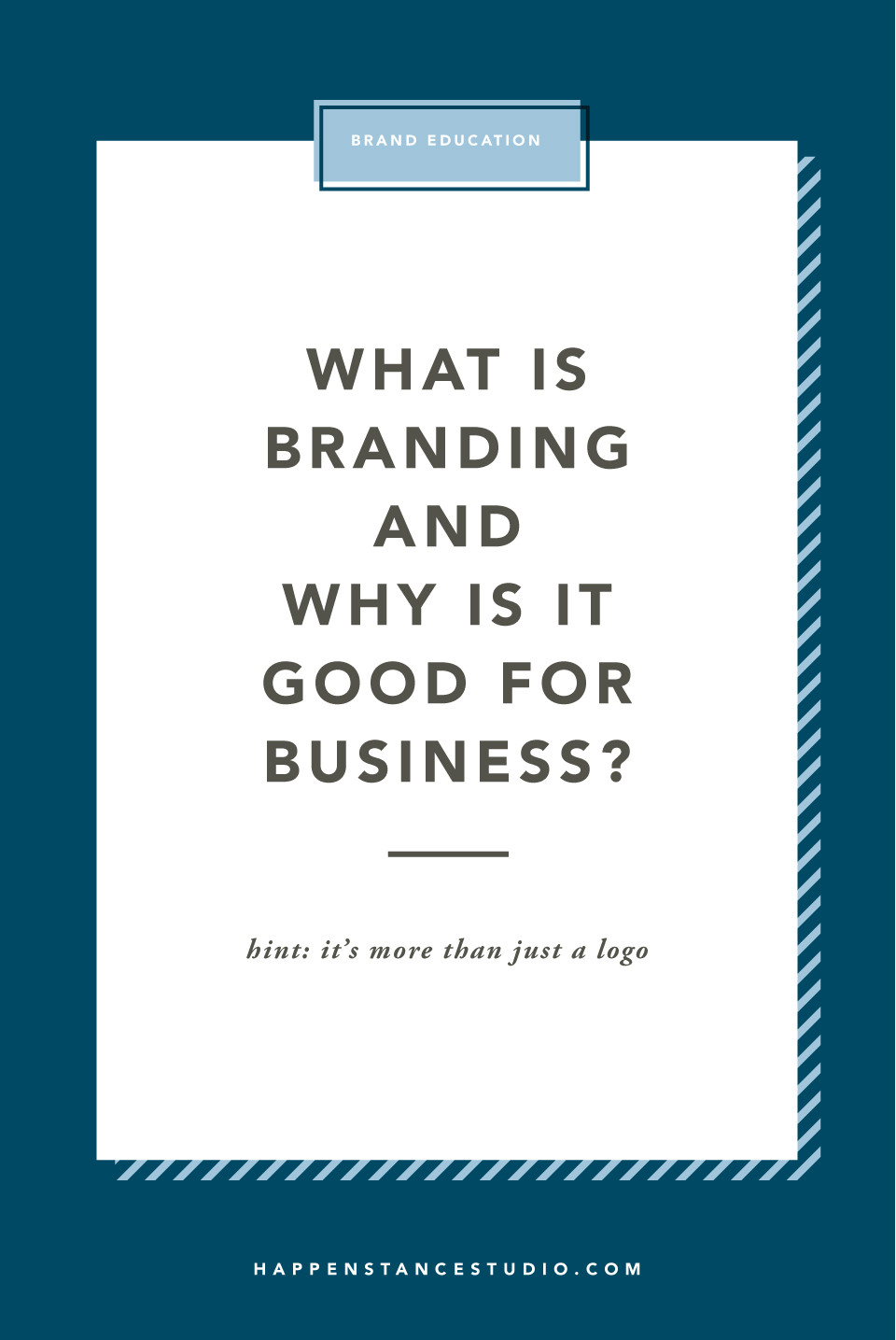 What Is Branding and Why Is It Good for Business? Hint: It's more than just a logo.