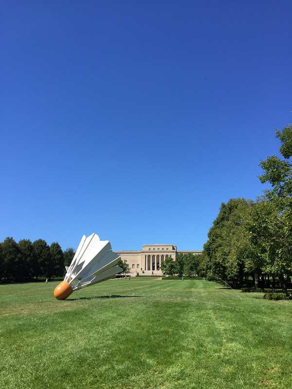 Nelson-Atkins Museum of Art Grounds