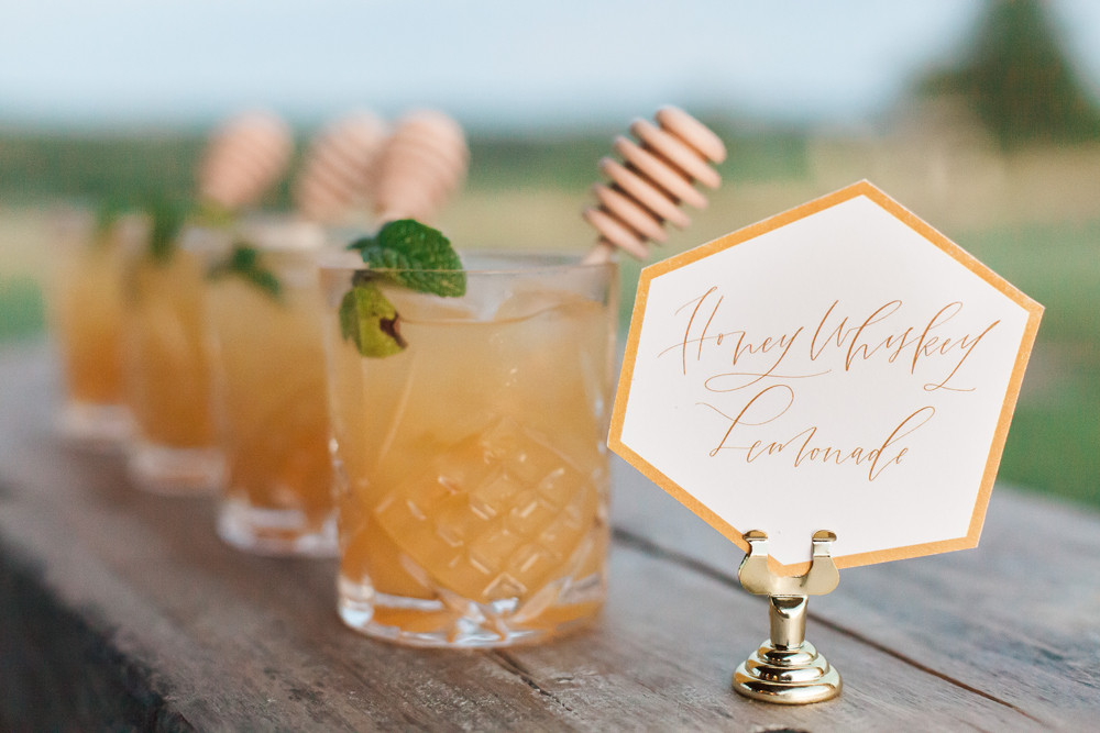 Honey Farm to Table Drinks