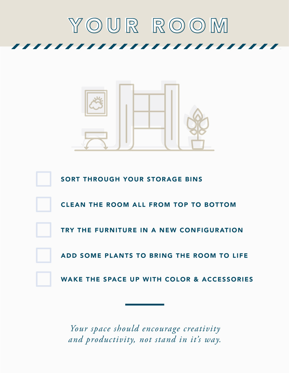 Spring Cleaning Tips for Your Room