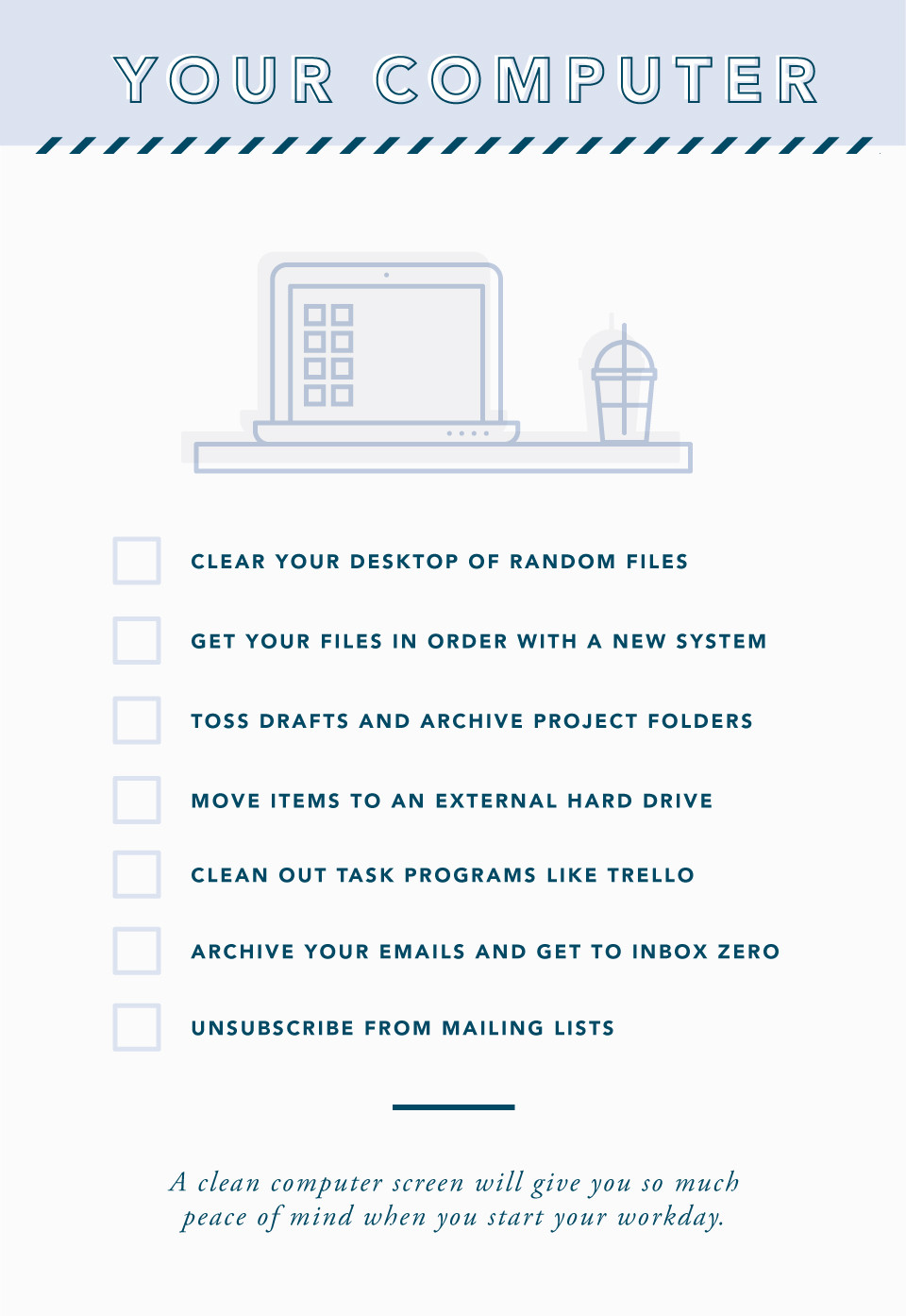 Spring Cleaning Tips for Your Computer