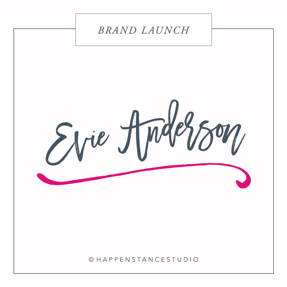Evie Anderson Brand Launch