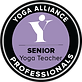pic of Yoga alliance professionals logo.