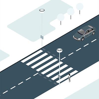 4-pedestrian-crosswalk_Pedestrian Crossw