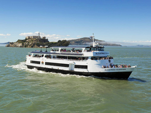 Alcatraz Cruises Leading the Charge and So Is California