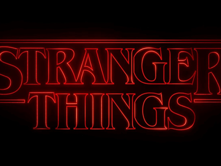 Kind of forgot about Stranger things...