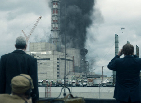 Chernobyl. More than a show.