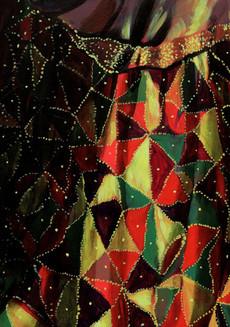 Icon (Patta Patti) detail