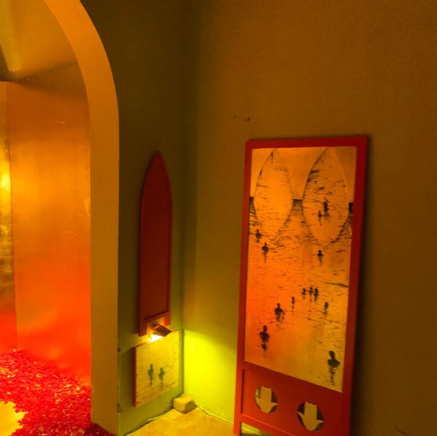 Bathers Altar