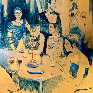 Blue Diners