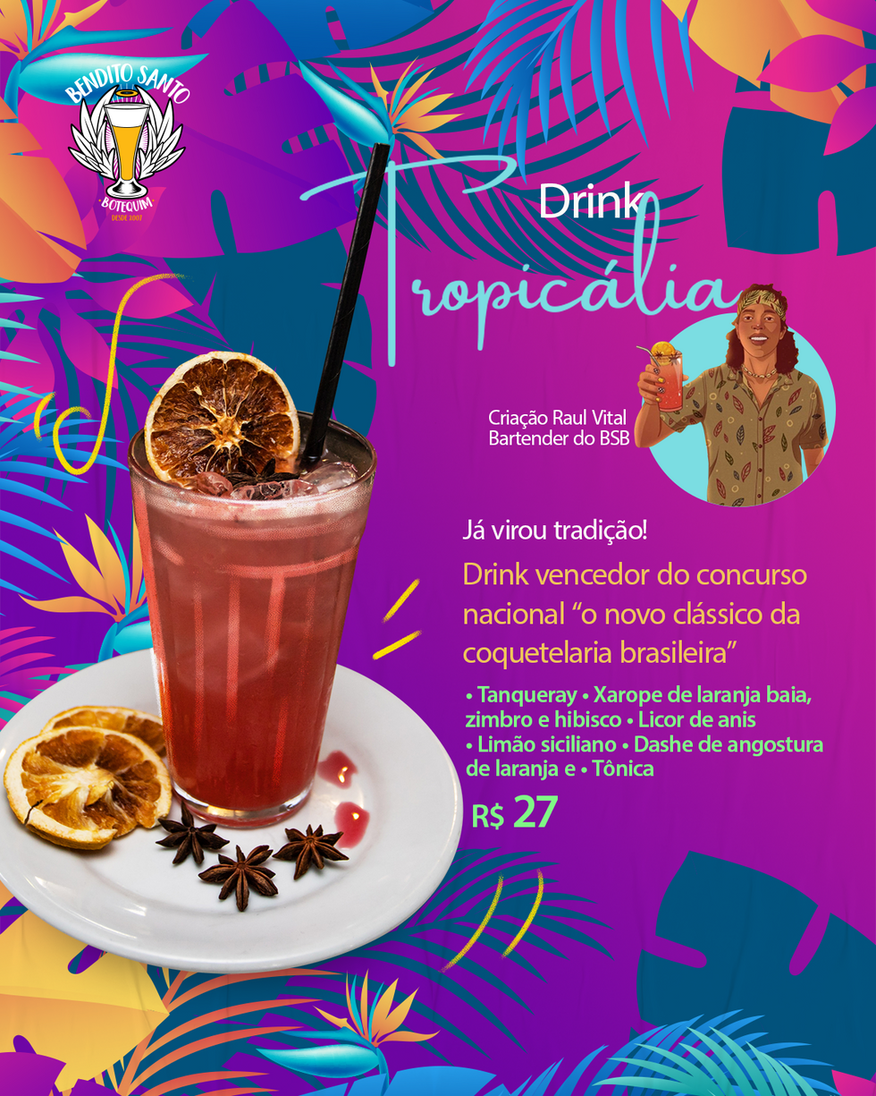Drink Tropicália
