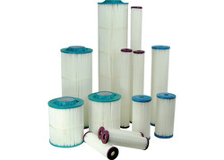 Polyester Pleated Filters