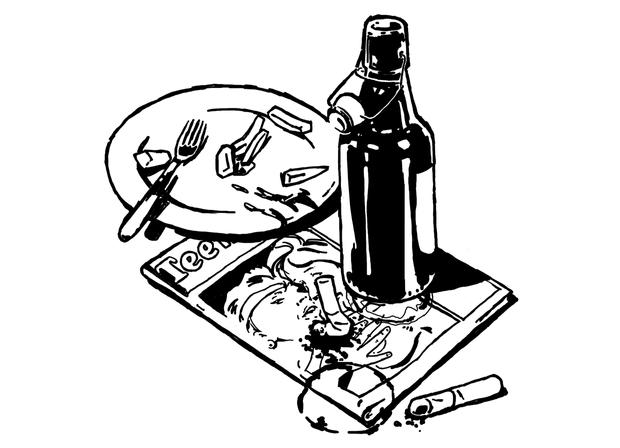 Harald Oehlerking Buch Illustration Doof It Yourself