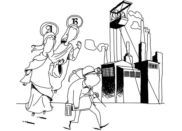 Harald Oehlerking Buch Illustration Cantz schön clever