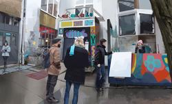 Graphic Days, RAW Friedrichshain
