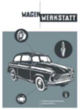 Harald Oehlerking Gestaltung Wagenwerkstatt