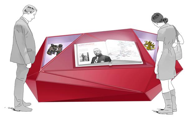 Harald Oehlerking Monaco Expo 2020 Exponate