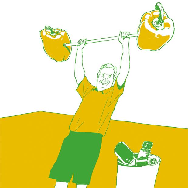 Harald Oehlerking Buch Illustration 66 Tipps