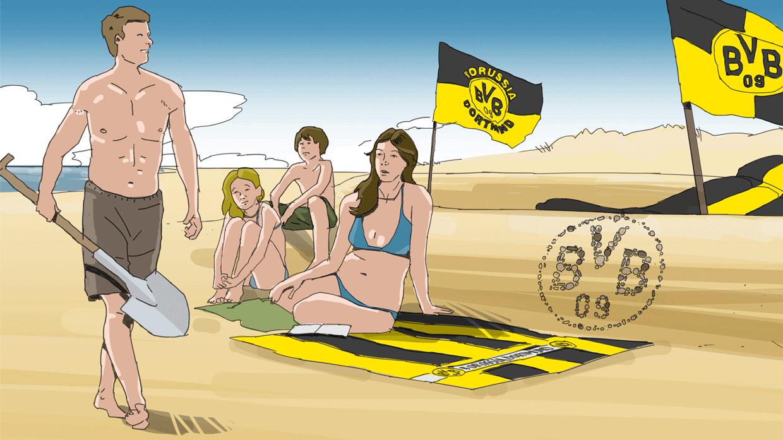 Harald Oehlerking Storyboard BVB