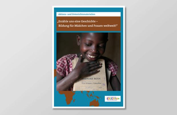 Harald Oehlerking Gestaltung Globale Bildungskampagne