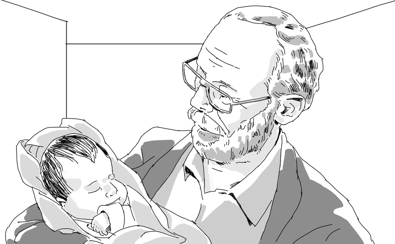 Harald Oehlerking Storyboard Bayer Konzern