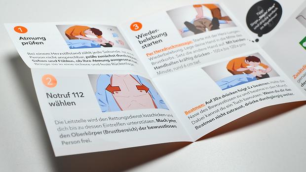 Harald Oehlerking Ratiopharm Flyer #10000LebenRetten