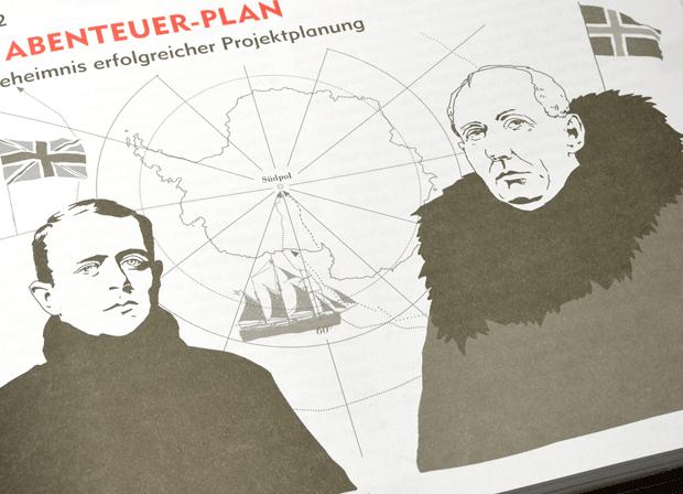 Harald Oehlerking Buch Illustration Projekt Safari